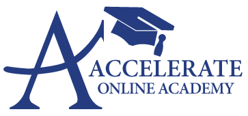 Accelerate Online Academy logo